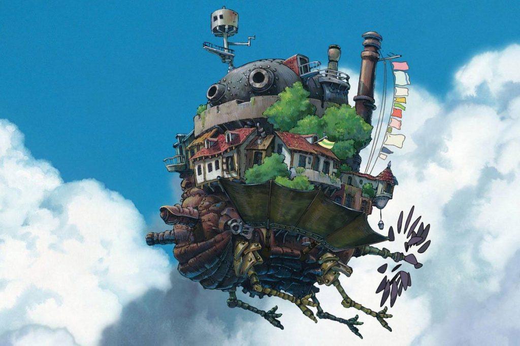 รีวิวหนัง  Howl's Moving Castle : ปราสาทเวทมนตร์ของฮาวล์