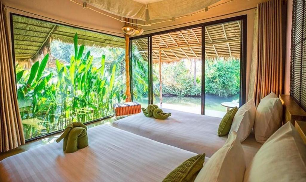 ห้องดีลักซ์ อสิตา อีโค รีสอร์ท (Villa Deluxe - Asita Eco Resort)