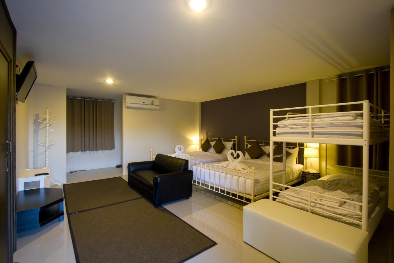 ห้องสำหรับครอบครัว - คาซ่า เดอ ปันดาว
