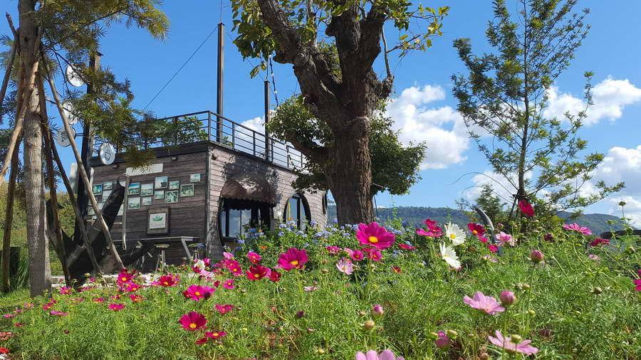 คาเฟ่และสวนดอกไม้ - ภูสำเภา วัลเลย์