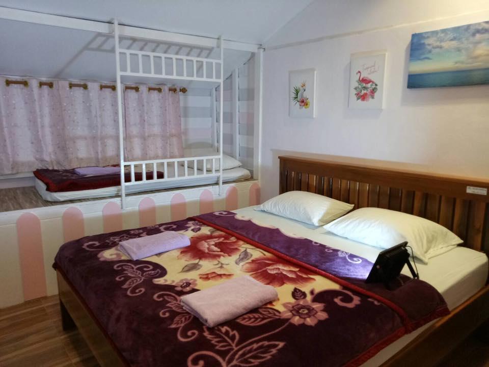 ห้อง 3 เตียง - อาร์มโฮมสเตย์