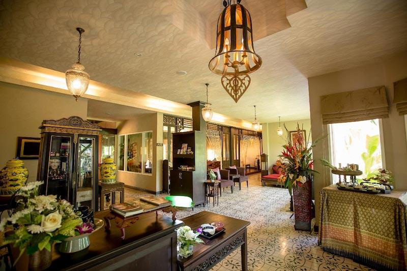 บ้านอัมพวา รีสอร์ทแอนด์สปา (Baan Amphawa Resort and Spa)