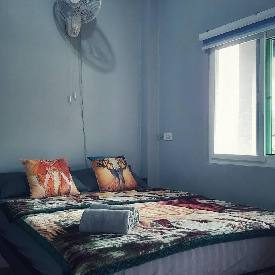 ห้องเตียงเดี่ยวพร้อมห้องน้ำในตัว - ช้างเผือก โฮม ปิล็อก