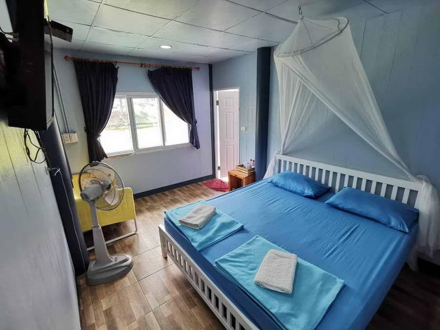 ห้องเตียงเดี่ยว - ปิล็อก การ์เดนฮิว