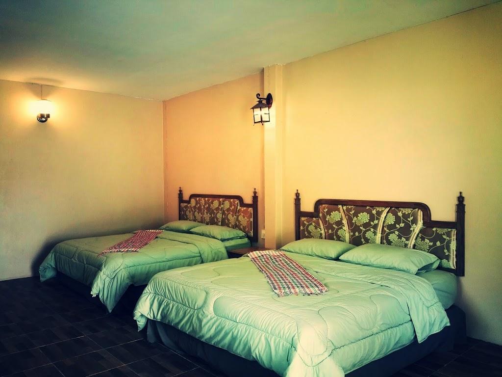 ห้องพักแบบอาคาร - กรีนฮิลล์ รีสอร์ท ภูเรือ