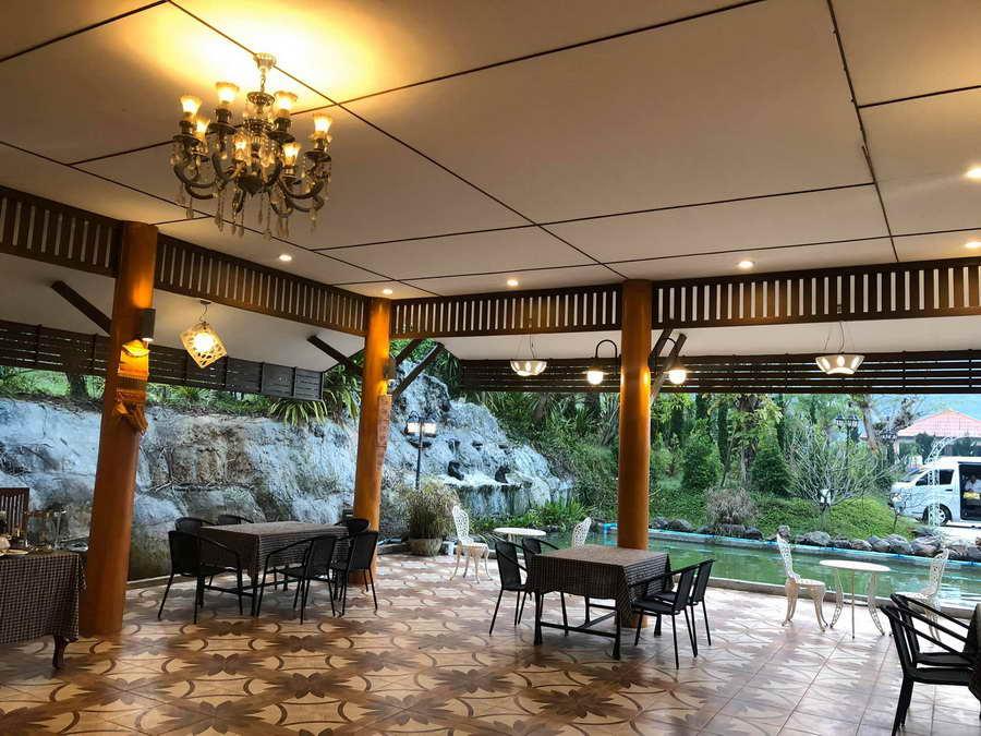 ห้องรับประทานอาหาร - กรีนฮิลล์ รีสอร์ท ภูเรือ