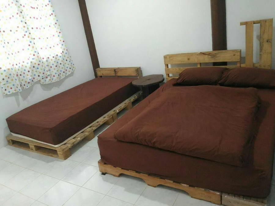 ห้องนอนของโซน Hill House - ปิล็อก ฮิลล์ เฮาส์