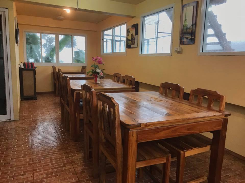 ห้องรับประทานอาหาร - เลิฟ ปิล็อก โฮมสเตย์