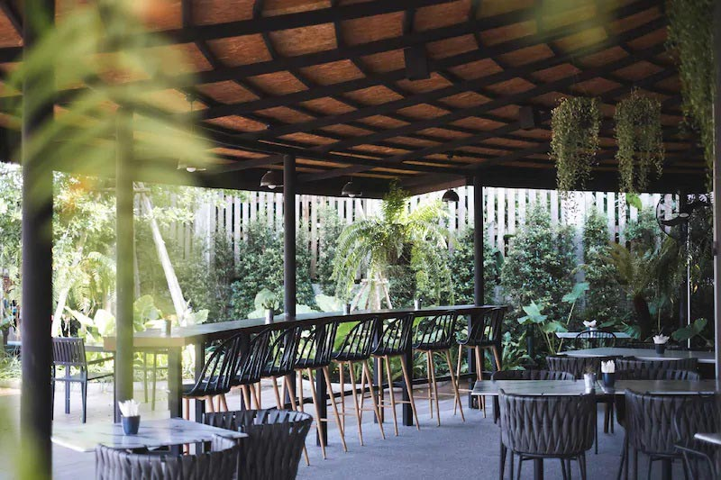 ณ ทรีธารา ริเวอร์ไซด์ รีสอร์ท อัมพวา (Na Tree Tara Riverside Resort Amphawa)