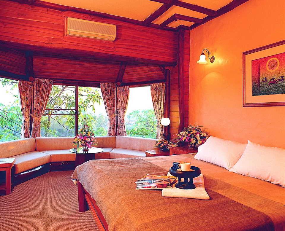 ห้อง Deluxe Room เตียงเดี่ยว - ภูผาน้ำ รีสอร์ท แอนด์ สปา