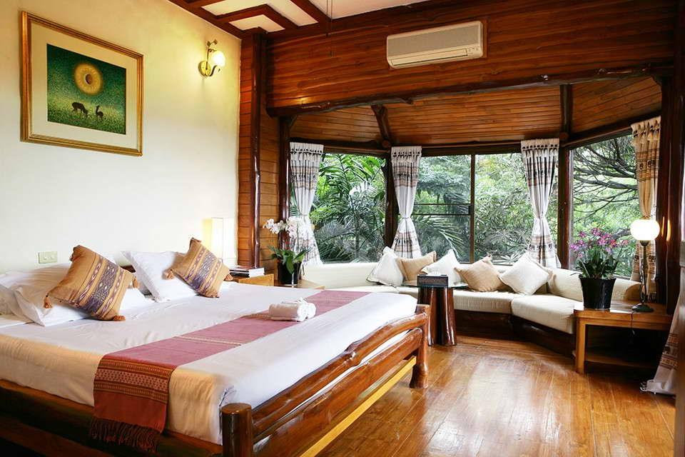 ห้อง Junior Suite Room - ภูผาน้ำ รีสอร์ท แอนด์ สปา