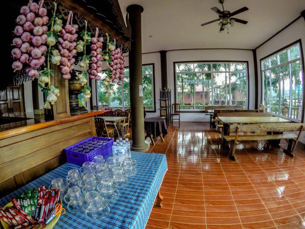 ห้องรับประทานอาหาร - รุ่งทิวา รีสอร์ท ภูเรือ