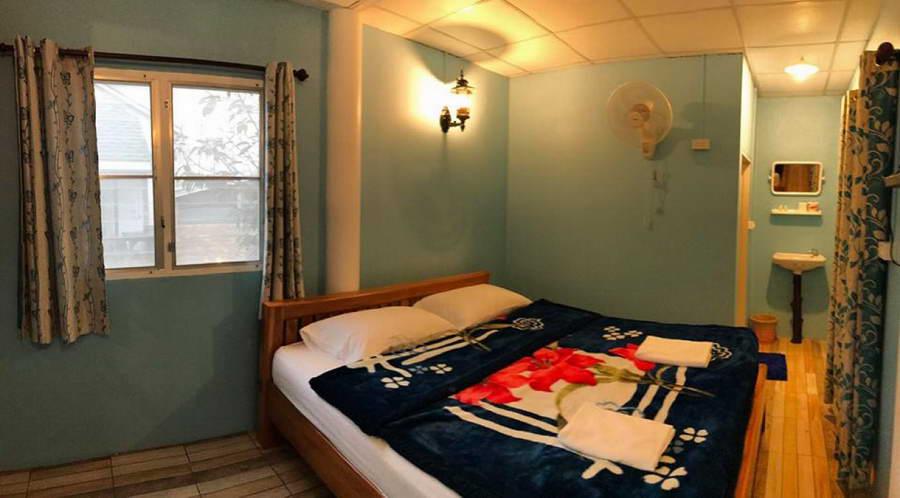 ห้องเตียงเดี่ยว - โฮมสเตย์ปิล็อกต๊อกแต๊ก