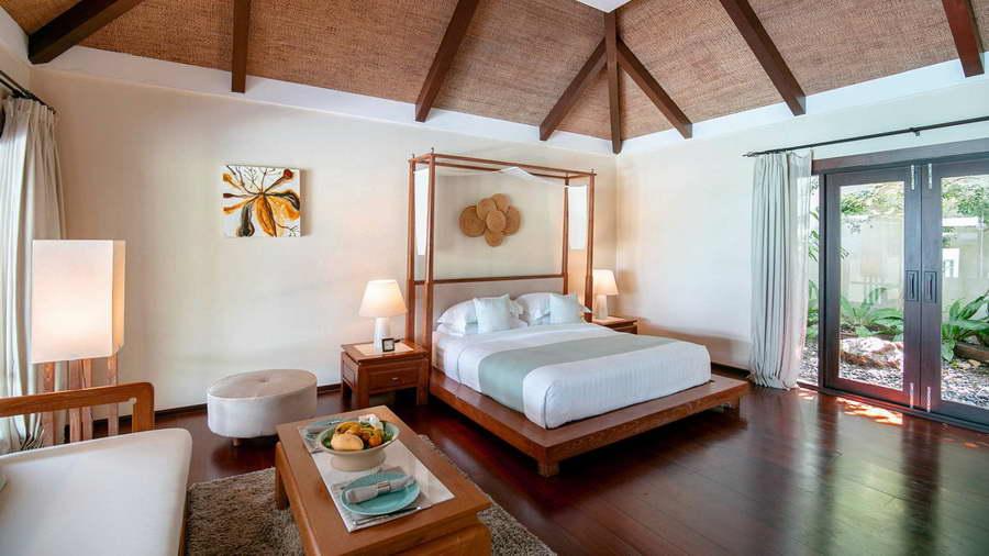 ห้อง Tongsai Pool Villa - โรงแรมบ้านท้องทราย