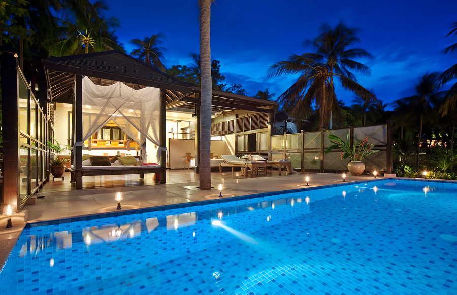 ห้อง Seafront Pool Villa - โรงแรมบ้านท้องทราย