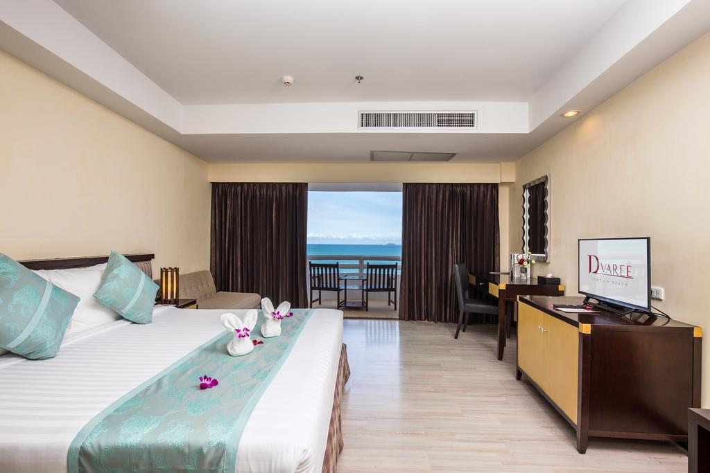 ห้อง EXECUTIVE CLUB วิวทะเล - โรงแรมดี วารี จอมเทียน บีช พัทยา