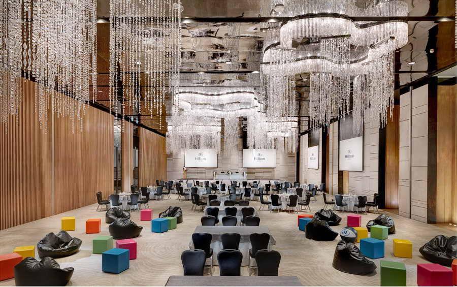 ห้องบอลรูม - โรงแรมฮิลตัน พัทยา