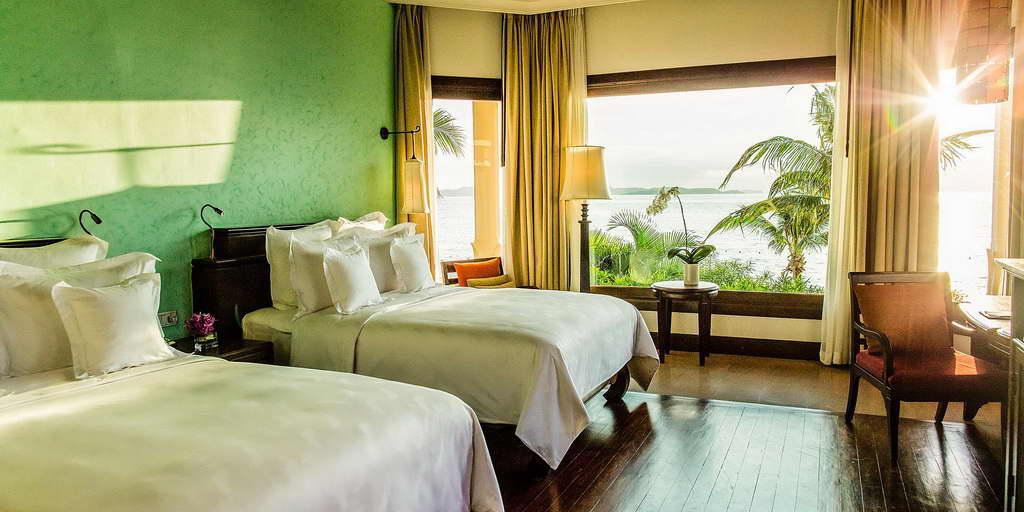 วิลล่า 2 ห้องนอนวิวทะเล - อินเตอร์คอนติเนนทัล พัทยา รีสอร์ท