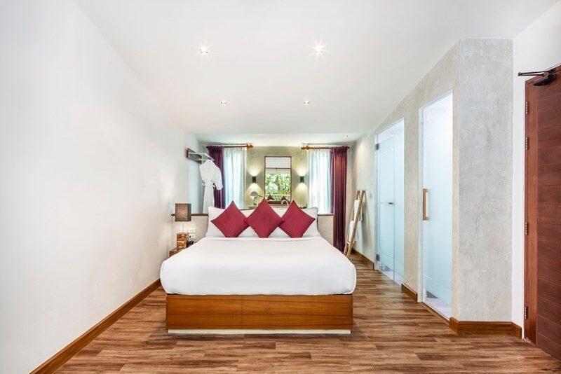 ห้อง Monttra Garden Suite วิวสวน - เดอะ มนต์ตรา พัทยา