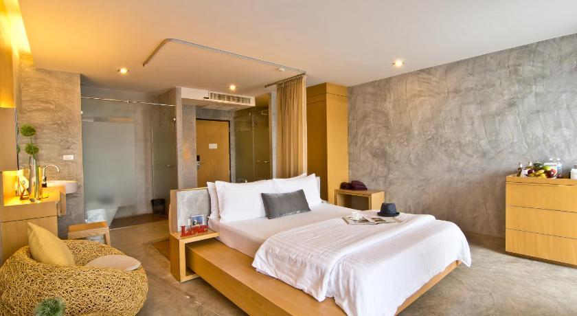 ห้อง M Deluxe Double or Twin Room - โรงแรมเดอะ นาว