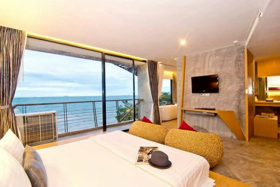 ห้อง XL SUITE WITH OCEAN VIEW - โรงแรมเดอะ นาว