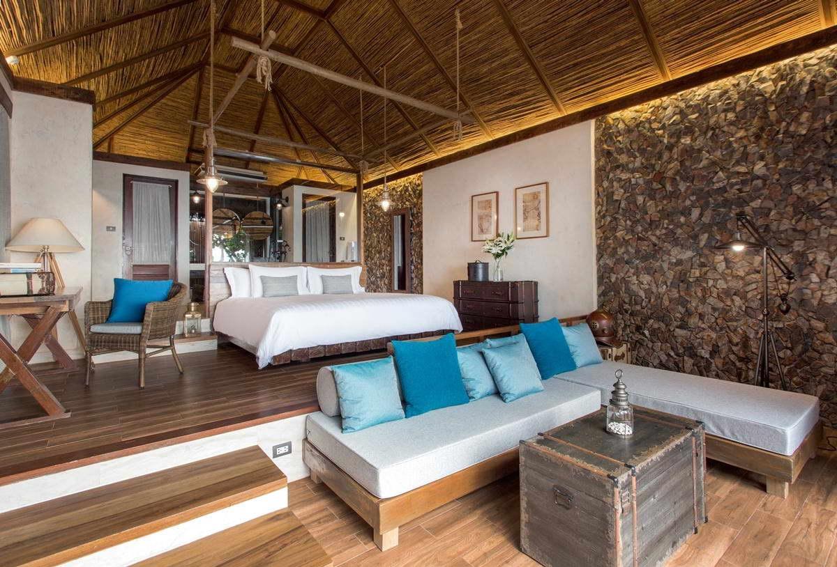 วิลล่า Beachfront Pool Villa - โรงแรมยู พัทยา