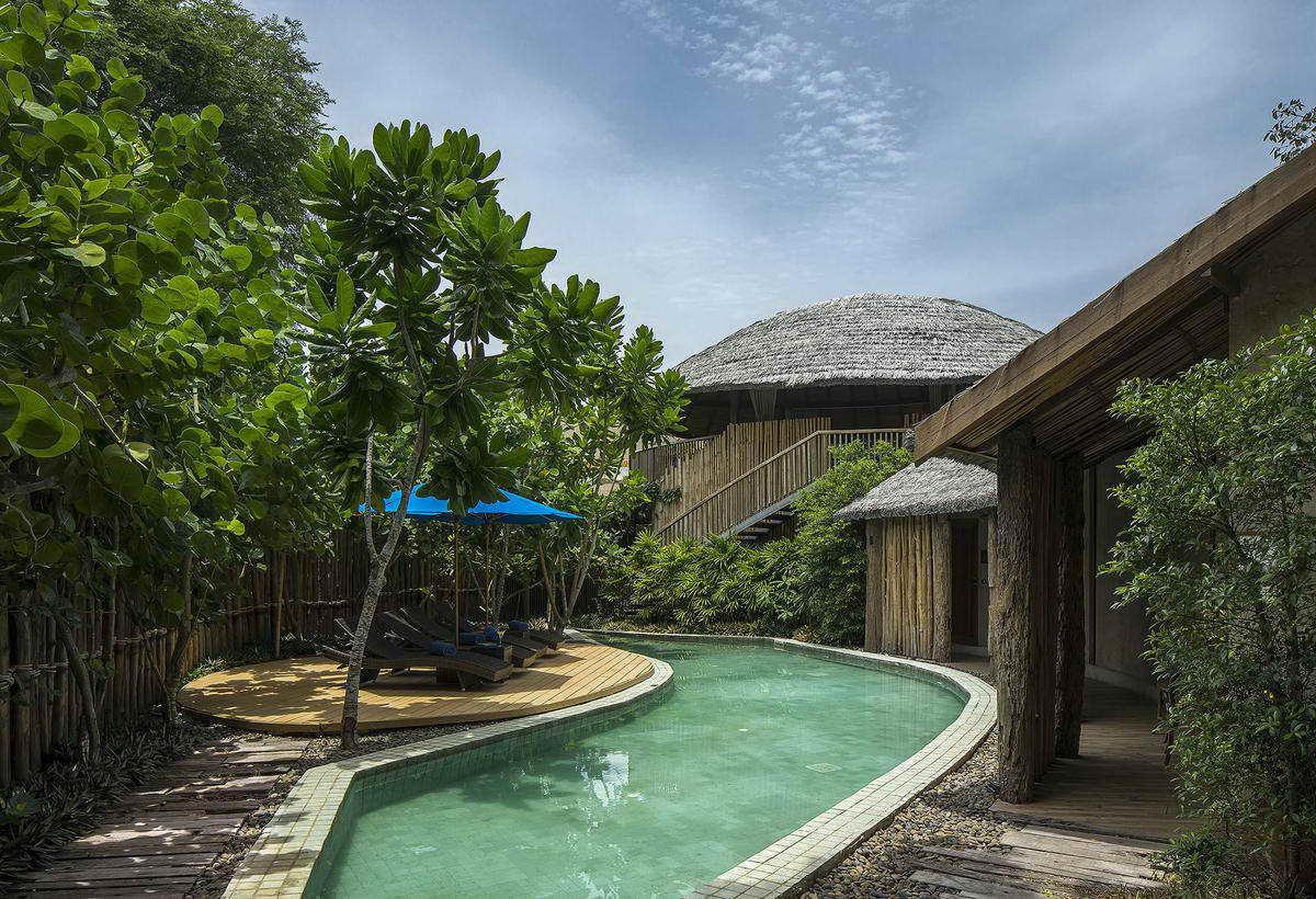 วิลล่าสำหรับครอบครัว Pool Access Family Villa - โรงแรมยู พัทยา